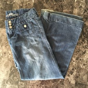 Almost Famous wide leg jeans